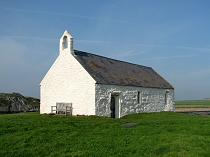 St Cwyfan's Church, the Church-in-the-Sea