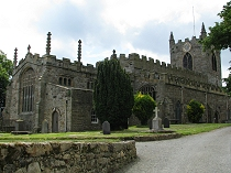 St Mary's and St Nicholas Church Beaumaris