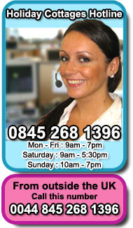 Please telephone for help in finding availability. Call 0845 268 1396 for reservations
