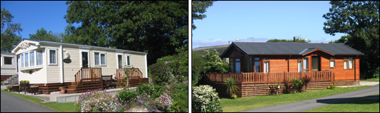 Click for more information on our luxury lodges